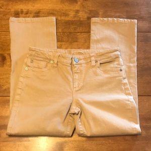 Kut from the Kloth Khaki Straight Leg Pants Size 6